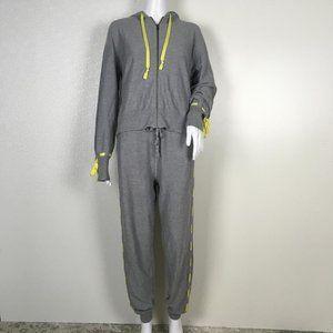DH New York Woman Set T-Shirt Hoodie & Pants DM55